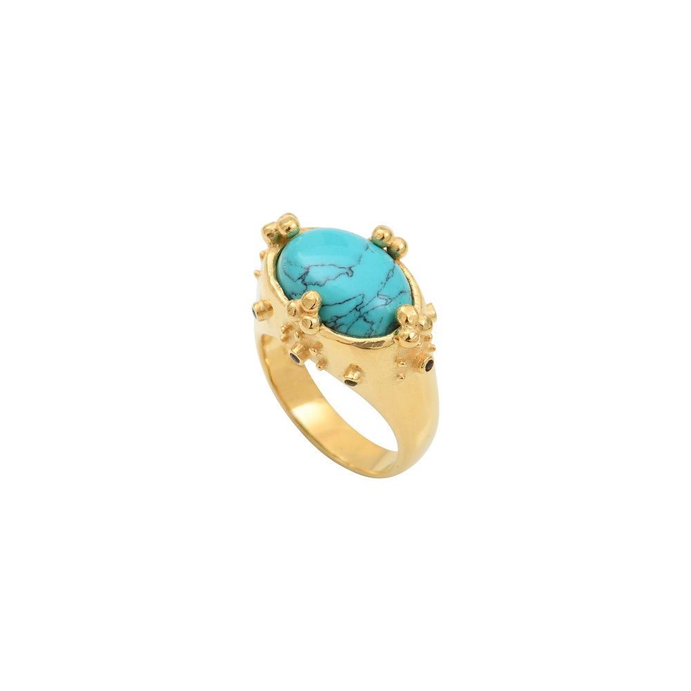 Bague Alba Turquoise