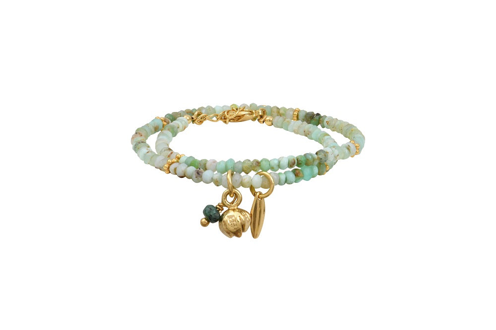 Bracelet Rita Pierre Naturel