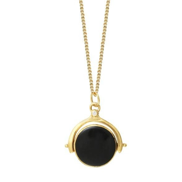 Collier Luck Talisman Onyx