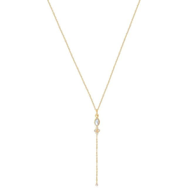 Collier Marquise Nacre