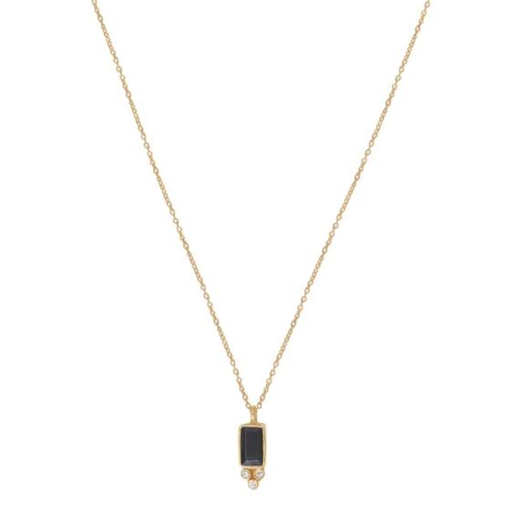 Collier Molly Onyx
