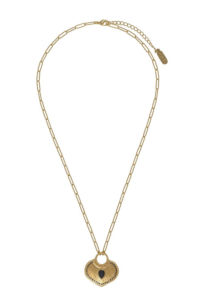 Collier True Love Onyx
