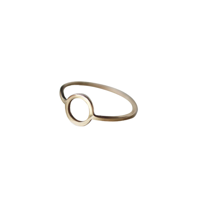 CONTINUUM Ring 9K Recycled Gold