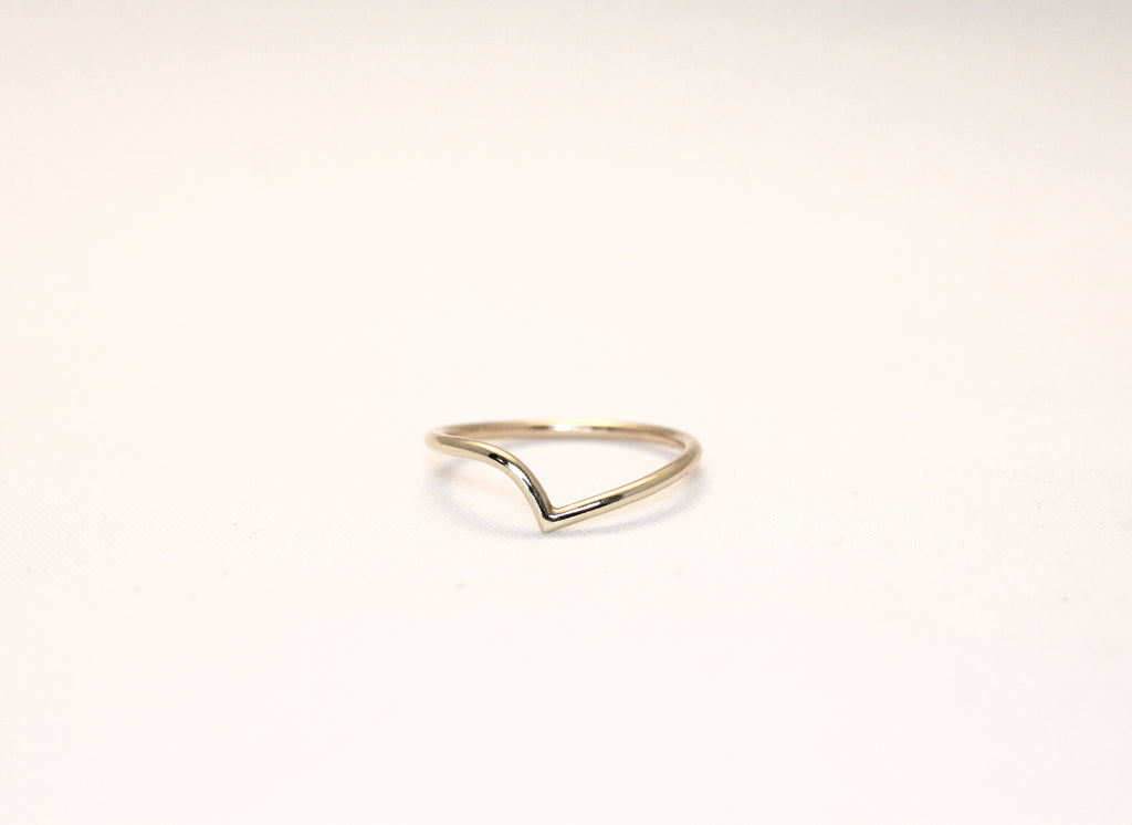 Thy ring by M of Copenhagen on white background