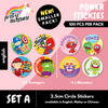 Power Stickies - Buy 4 Packs for $30