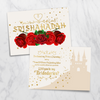 Castle in the Stars - Bridesmaid Card