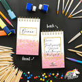 Pretty Awesome Personalized Notepads - Buy 10 for $35