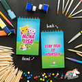 Pretty Awesome Personalized Notepads - Buy 1 for $5