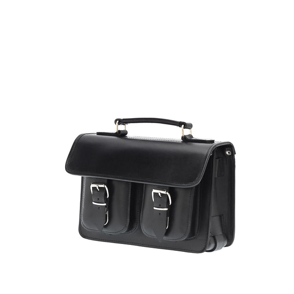 The Nikki - 10 Inch Leather Micro Satchel | Trunk Bag