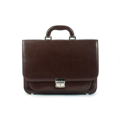 The Nelle - 13 Inch Leather Small Briefcase
