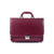 The Nelle - 13 Inch Viola Leather Small Briefcase - Blaxton