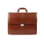 Genuine Brown Leather Ladies Business Bag