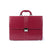 Genuine Leather Dark Pink Ladies Briefcase