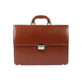 The Ellwood - 15 Inch Leather Medium Briefcase