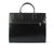 Ladies Leather Elegant Handbag in Black Colour