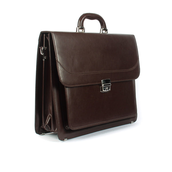 The Arlington - 16 Inch Leather Large Briefcase