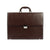 The Hadley - 16 Inch Tan Leather Laptop Briefcase