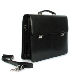 The Jefford - 16 Inch Leather Large Briefcase