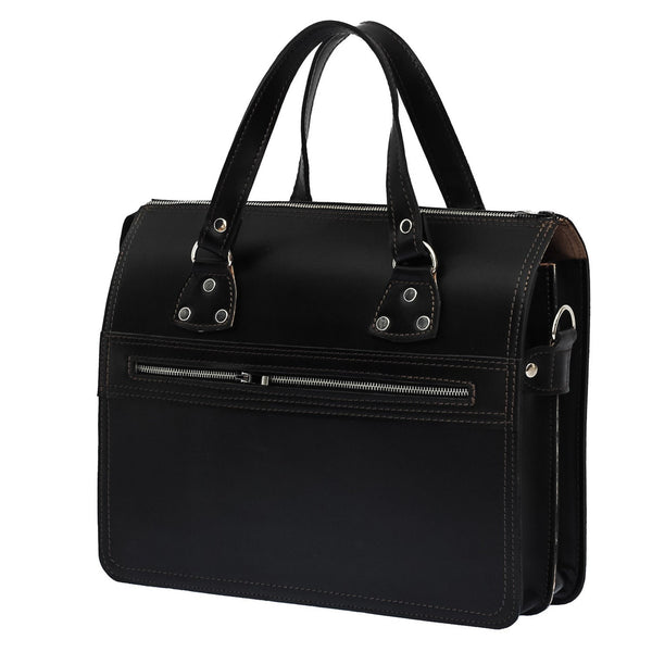 The Corderll - Leather Satchel Bag