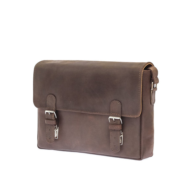 The Alyx - Leather Messenger Bag