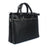 Giovani Leather Business Unisex Handbag - Blaxton