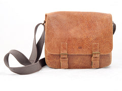 The Parry - Leather Messenger Bag