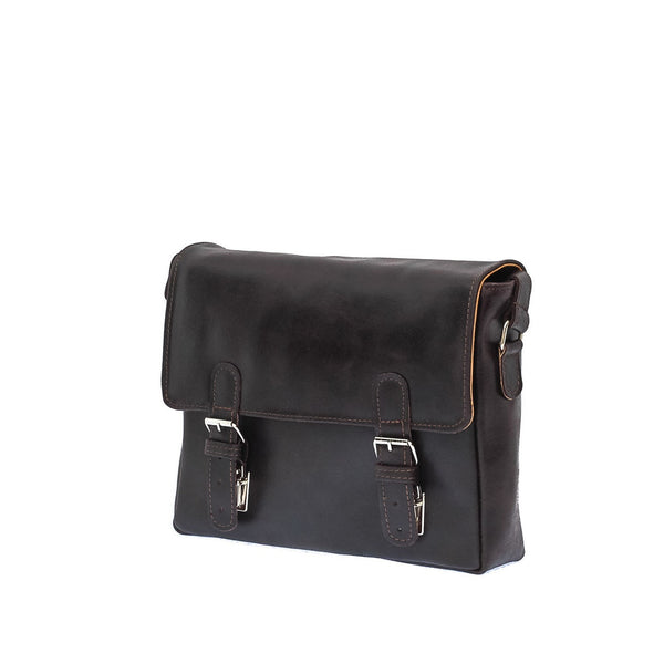 The Sandera - Leather Small Messenger Bag