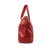 The Edeva 15 Inch Calf Leather Ladies Tote Work Bag