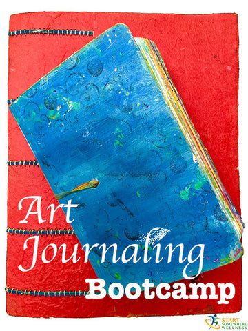 Art Journaling Bootcamp