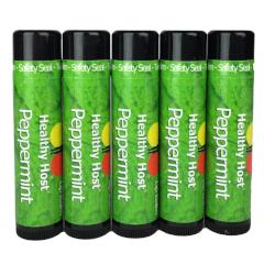All-Natural Lip Balm - 5 Pack