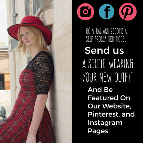 Send us a selfie wearing your gorgeous purchase from The Gypsy Den and you  will be featured on our Website, Instagram Page, ...