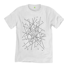 FiFO x Always Riding Spokes Mess T-Shirt - White