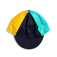 Outrider Colour Block Cycling Cap