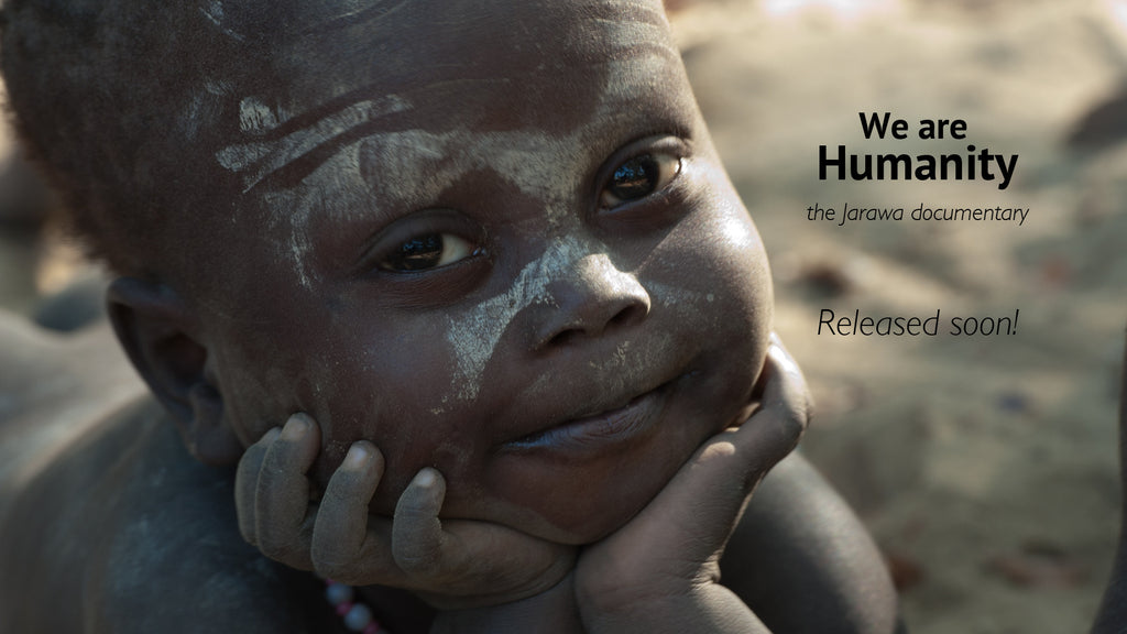 We are Humanity, the Jarawa documentary is in competition at One World Film Festival in Prague next March