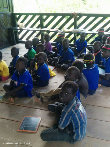 jarawa school genocide african-Asian andaman ©premierenouvelle
