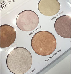 SOSU by SJ Highlighter Kit. Highlighter shades.