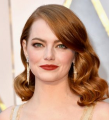 Emma Stone Hollywood glamour