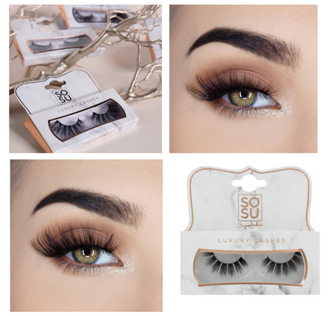 7104580e654 Buy online on www.sosubysj.com or in pharmacies nationwide and keep them  safe after each use by storing in our stunning lash case.