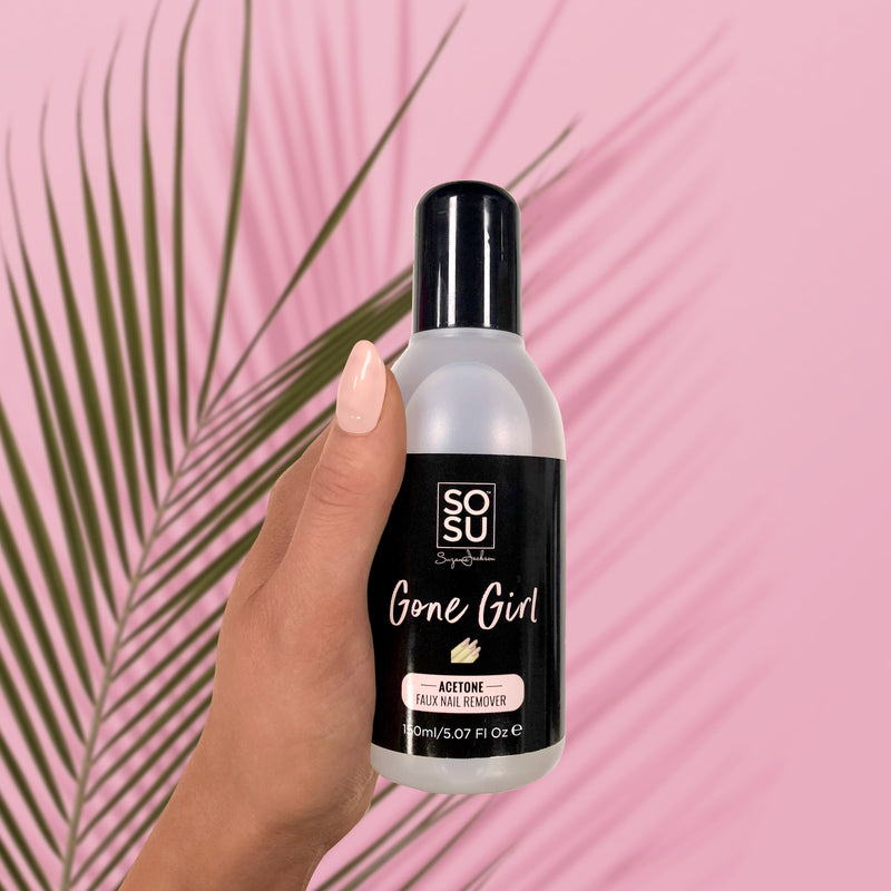 'Gone Girl' Acetone Faux Nail Remover