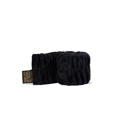 Luxury spa headband
