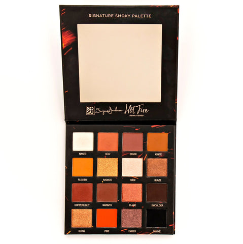 Hot Fire Palette