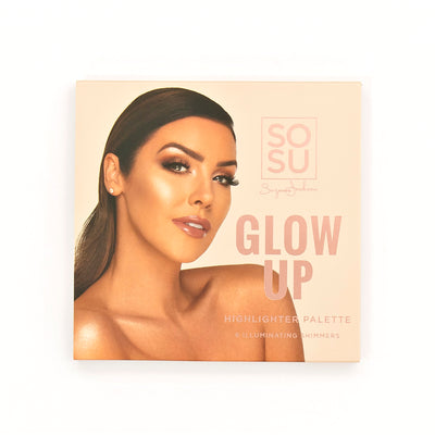 Glow Up Highlighter Palette