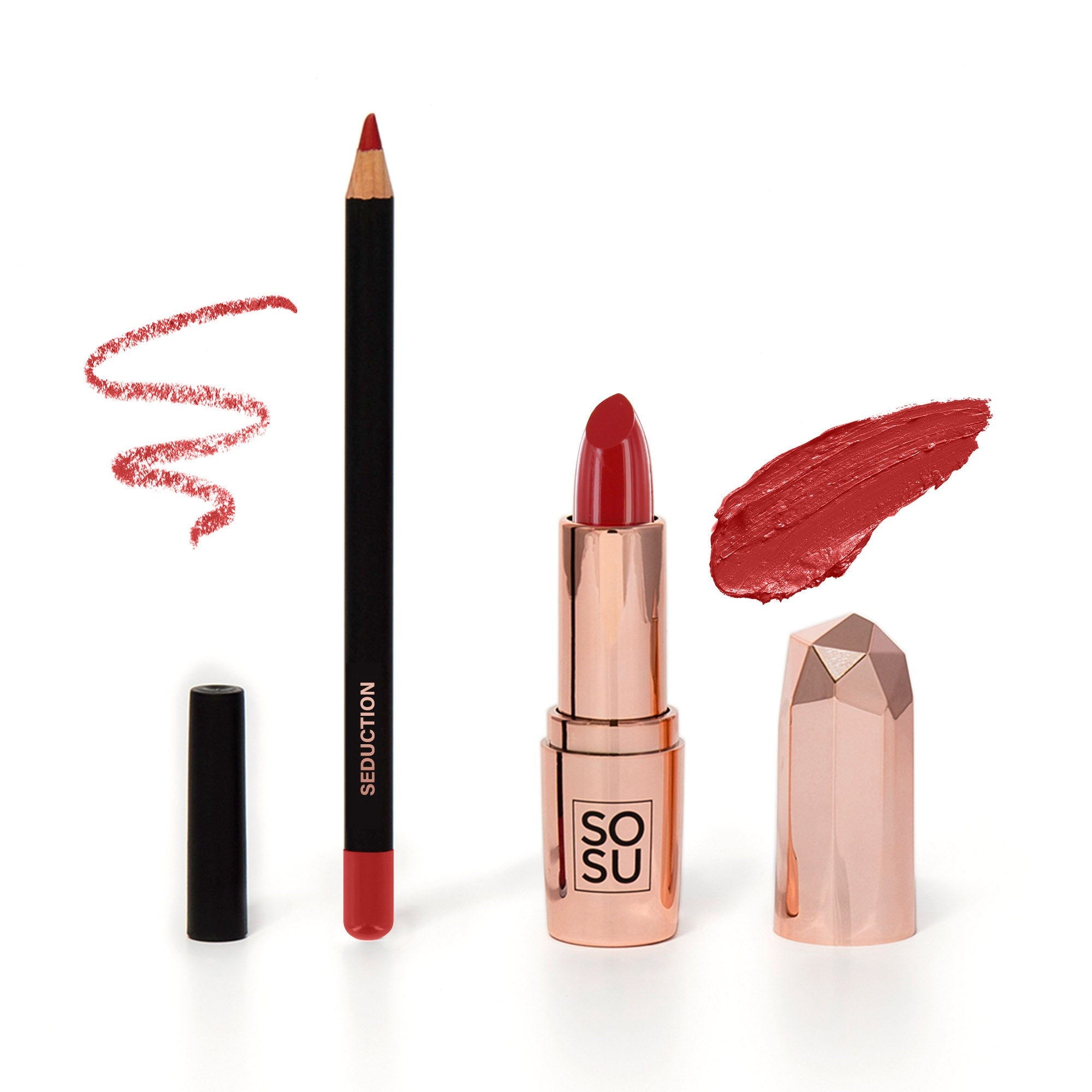 Seduction Lipstick & Lip Liner