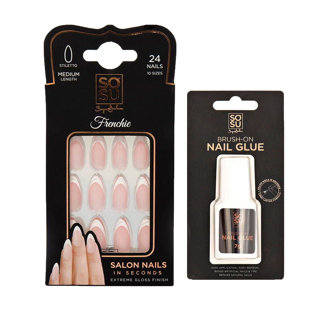 At Home Nails - Frenchie Bundle