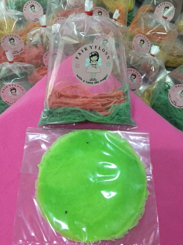 Fairyfloss Standard Party/Goodie Bags Package (Traditional or Tubs)