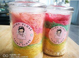 Fairyfloss Premium Glass Jar