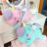 Unicorn Plushie (Tissue Box - 55cm)