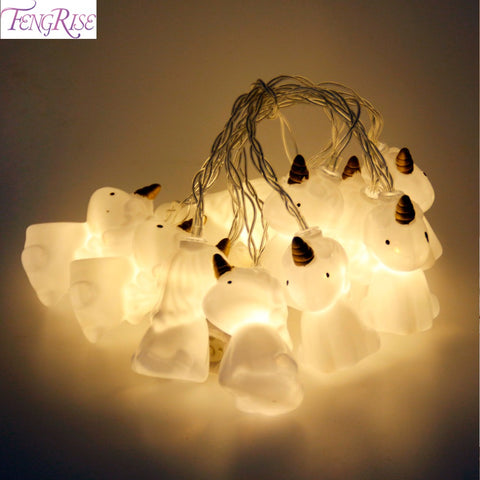 Unicorn Fairy Lights (LED - Chain Lights)
