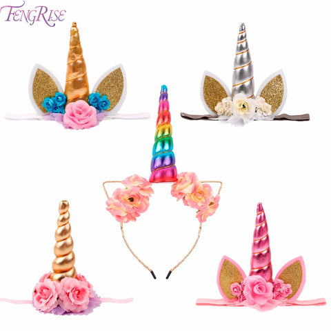 Unicorn Headband (Grenadine Design)