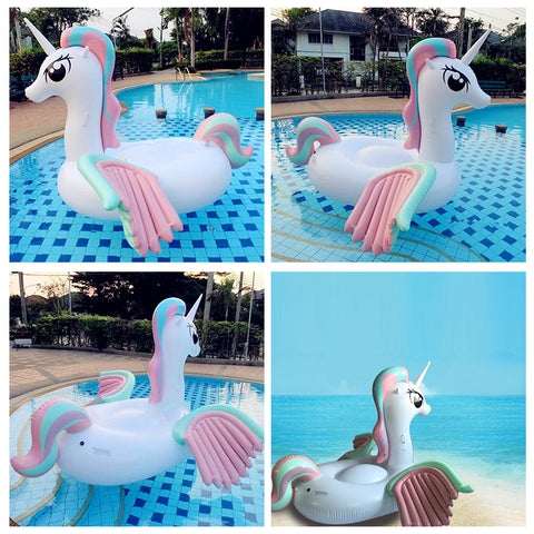 Unicorn Inflatable Float (Large)